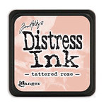 Ranger Ink - Tim Holtz - Distress Ink Pads - Mini - Tattered Rose
