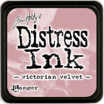 Ranger Ink - Tim Holtz - Distress Ink Pads - Mini - Victorian Velvet