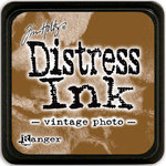 Ranger Ink - Tim Holtz - Distress Ink Pads - Mini - Vintage Photo