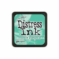 Ranger Ink - Tim Holtz - Distress Ink Pads - Mini - Cracked Pistachio