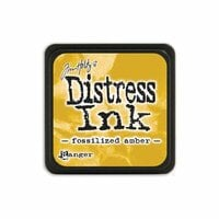 Ranger Ink - Tim Holtz - Distress Ink Pads - Mini - Fossilized Amber