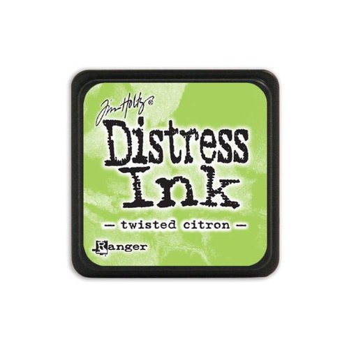 Ranger Ink Distress Ink Twisted Citron Ink Pad