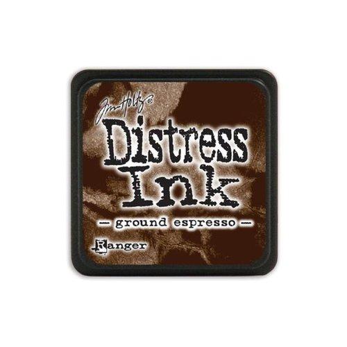 Ranger Ink - Tim Holtz - Distress Ink Pads - Mini - Ground Espresso