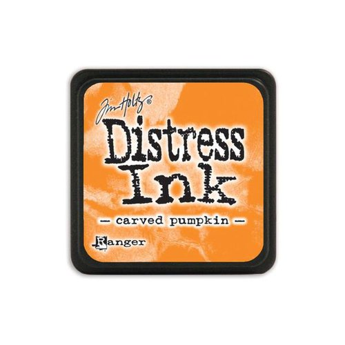 Ranger Ink - Tim Holtz - Distress Ink Pads - Mini - Carved Pumpkin