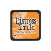 Distress Carved Pumpkin
