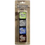 Ranger Ink - Tim Holtz - Distress Ink Pads - Mini Kit - Fourteen