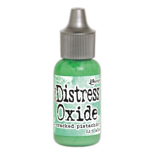 Ranger Ink - Tim Holtz - Distress Oxides Ink Reinkers - Cracked Pistachio