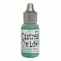 Ranger Ink - Tim Holtz - Distress Oxides Ink Reinkers - Evergreen Bough