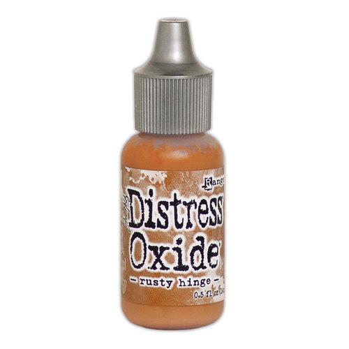 Ranger Ink - Tim Holtz - Distress Oxides Ink Reinkers - Rusty Hinge