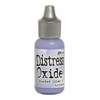 Ranger Ink - Tim Holtz - Distress Oxides Ink Reinkers - Shaded Lilac