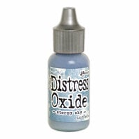 Ranger Ink - Tim Holtz - Distress Oxides Ink Reinkers - Stormy Sky