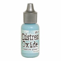 Ranger Ink - Tim Holtz - Distress Oxides Ink Reinkers - Tumbled Glass