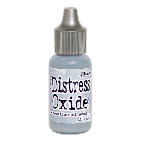 Ranger Ink - Tim Holtz - Distress Oxides Ink Reinkers - Weathered Wood