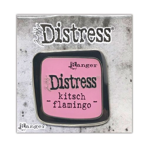 Ranger Ink - Tim Holtz - Distress Pin - Kitsch Flamingo