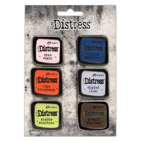 Ranger Ink - Tim Holtz - Distress Pins - Set 6
