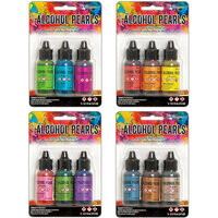 Ranger Ink - Tim Holtz - Alcohol Inks - Pearls Bundle