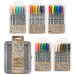 Ranger Ink - Tim Holtz - Distress Crayons Tin and Distress Crayons - Bundle One