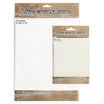 Ranger Ink - Tim Holtz - Distress Watercolor Cardstock - Variety Pack