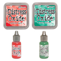 Ranger Ink - Tim Holtz - Distress Oxides - Holiday Bundle