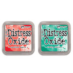 Ranger Ink - Tim Holtz - Distress Oxides Ink Pads - Holiday Bundle