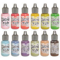 Ranger Ink - Tim Holtz - Distress Oxides Ink Reinkers - Bundle Four