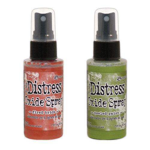Ranger Ink - Tim Holtz - Distress Oxides Spray - Holiday Bundle