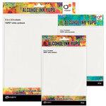 Ranger Ink - Tim Holtz - Alcohol Ink Yupo Paper - Variety Pack