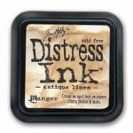 Tim Holtz Distress Ink Pads - Antique Linen