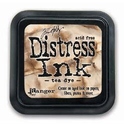 Ranger Ink - Tim Holtz Distress Ink Pads - Tea Dye