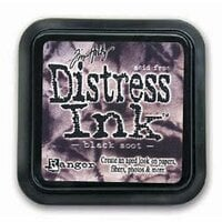 Ranger Ink - Tim Holtz Distress Ink Pads - Black Soot