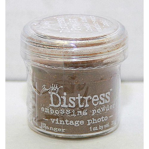 Ranger Ink - Tim Holtz Distress Embossing Powders - Vintage Photo
