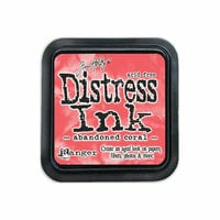 Ranger Ink - Tim Holtz - Distress Ink Pad - Abandoned Coral