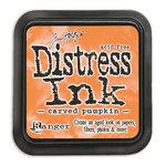 Carved Pumpkin Distress Ink