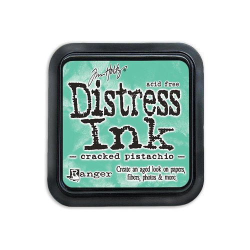 Distress Ink- Cracked Pistachio