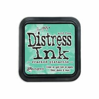 Ranger Ink - Tim Holtz - Distress Ink Pads - Cracked Pistachio