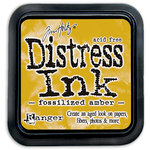 Ranger Ink - Tim Holtz - Distress Ink Pads - Fossilized Amber