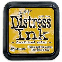Ranger Ink - Tim Holtz - Distress Ink Pads - Fossilized Amber