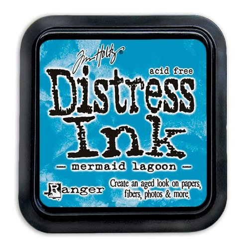 Ranger Ink - Tim Holtz - Distress Ink Pads - Mermaid Lagoon