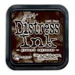 Ranger Ink - Tim Holtz - Distress Ink Pads - Ground Espresso
