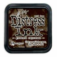Ranger Ink - Tim Holtz - Distress Ink Pads - Ground Espresso