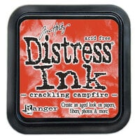 Ranger Ink - Tim Holtz - Distress Ink Pads - Crackling Campfire