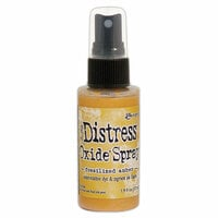 Ranger Ink - Tim Holtz - Distress Oxides Spray - Fossilized Amber