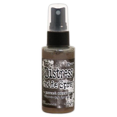 Ranger Ink - Tim Holtz - Distress Oxides Spray - Ground Espresso