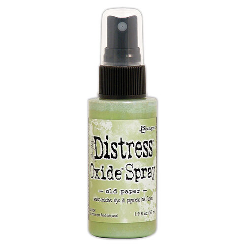 Ranger Ink - Tim Holtz - Distress Oxides Spray - Old Paper