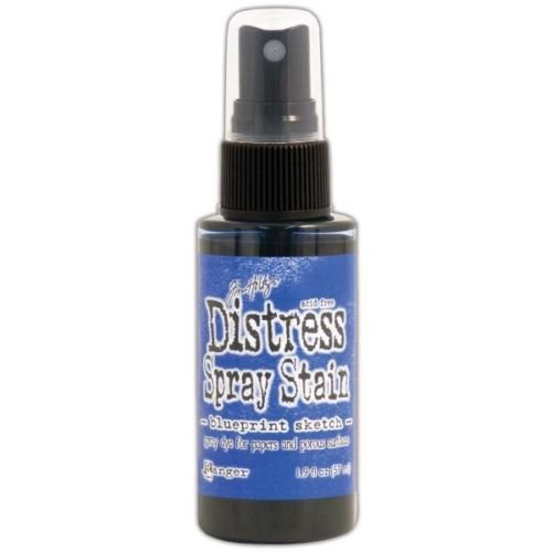 Ranger Ink - Tim Holtz - Distress Spray Stain - Blueprint Sketch