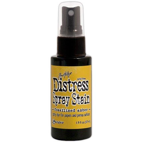 Ranger Ink - Tim Holtz - Distress Spray Stain - Fossilized Amber