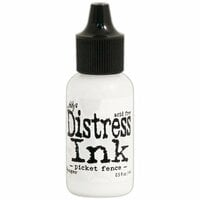 Ranger Ink - Tim Holtz - Distress Ink Reinkers - Picket Fence