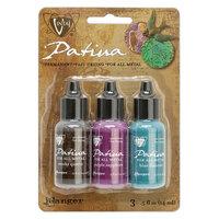 Ranger Ink - Vintaj - Patinas Kit - Gemstone Fair Patina - 3 Pack