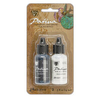 Ranger Ink - Vintaj - Patinas Kit - Lunar Phase Patina - 2 Pack