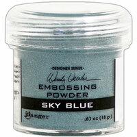 Ranger Ink - Wendy Vecchi - Embossing Powder - Sky Blue